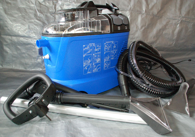 hagerty blue carpet cleaning machine