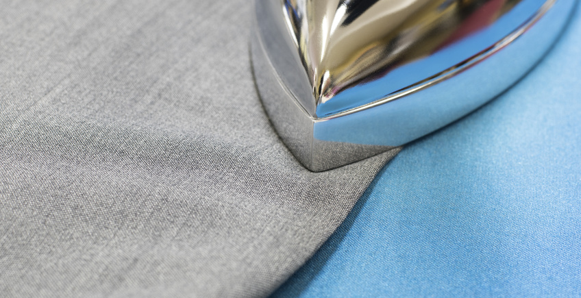 ironing trouser cloth